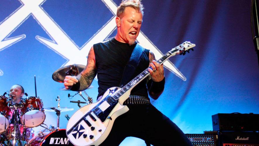Tributo a Metallica en la Zona 1   Marzo 2020