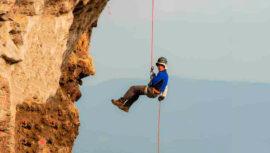 Viaje para hacer rapel en el Cerro Mirandilla, Escuintla | Marzo 2020