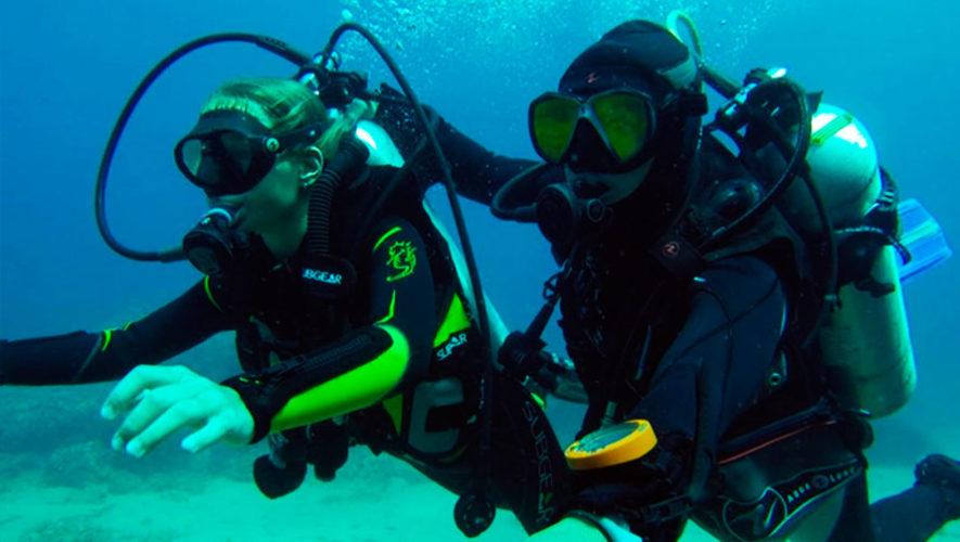 Viaje para practicar buceo en la Laguna de Ayarza | Marzo 2020