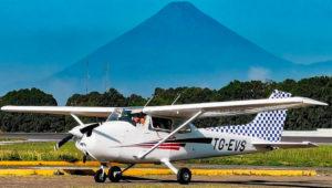 Vuelo de 30 minutos en avioneta por Guatemala | Febrero 2020