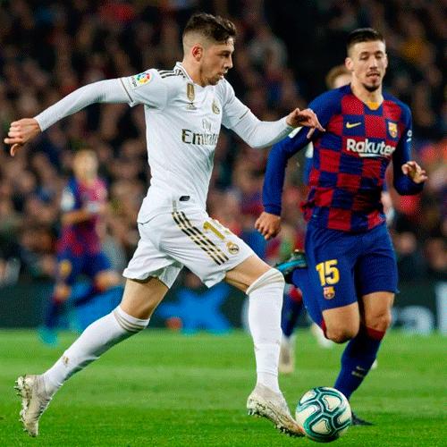 Barcelona vs. Real Madrid, 10 de diciembre