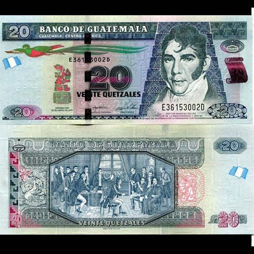 billete-veinte-quetzales-guatemala-bicentenario