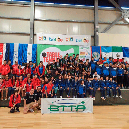 centroamericano u15 u18 tenis mesa medallero-por-paises