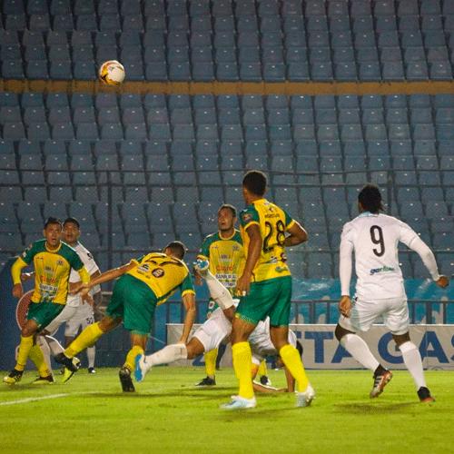 Comunicaciones vs. Guastatoya, Clausura 2020