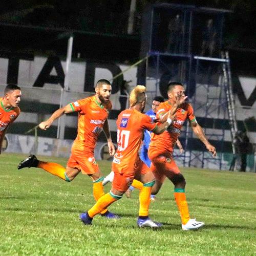 Siquinalá, jornada 1 del Clausura 2020