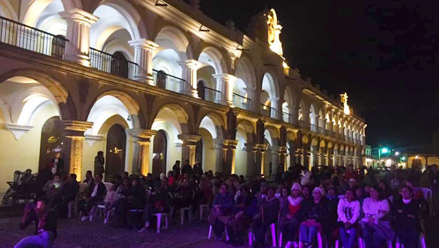 Actividades de celebración por los 477 años de fundación de Antigua Guatemala | Marzo 2020