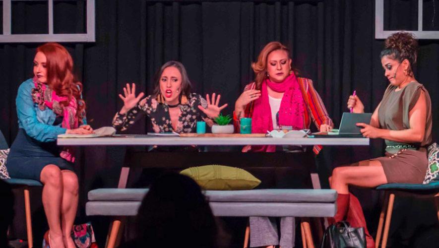 Alguien te lo tenía que decir, comedia teatral en Cuatro Grados Norte | Marzo 2020