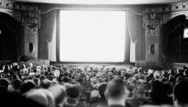 Así fue la primera sala de cine en Guatemala
