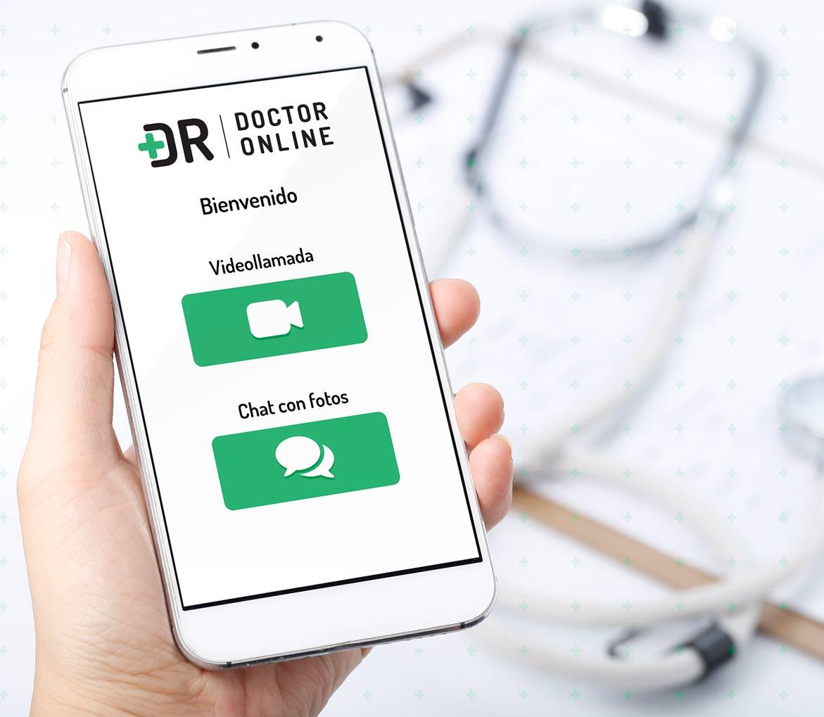 Atención médica gratuita en línea por el Coronavirus