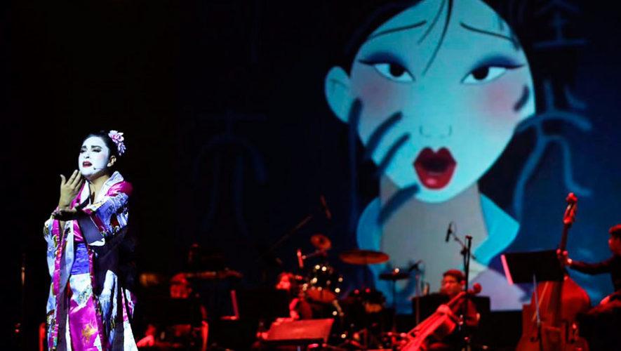 Concierto en línea con canciones de Disney por el Coro Nacional | Marzo 2020