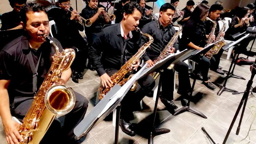 Concierto gratuito de saxofones en el Conservatorio Nacional | Marzo 2020