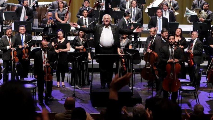 Concierto gratuito en línea de la Orquesta Sinfónica y el Cuarteto Asturias | Marzo 2020