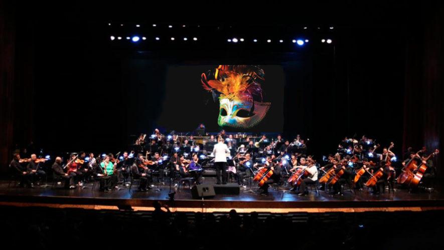 Concierto gratuito en línea por la Orquesta Sinfónica de Guatemala | Marzo 2020