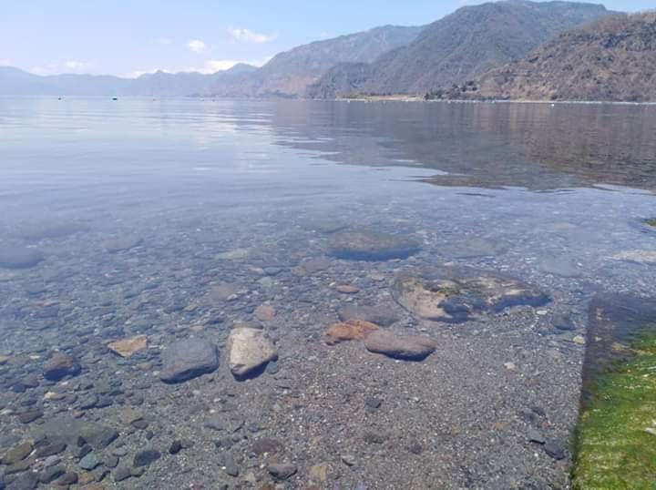 Cuidar el medio ambiente Lago de Atitlán
