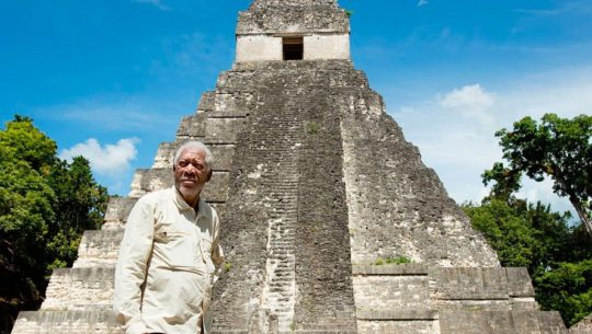 Documentales y series internacionales en donde sale Guatemala
