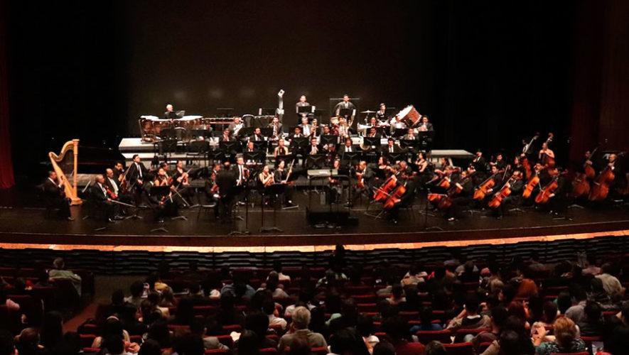 Ecos de Antaño, concierto de sinfonías y valses de Guatemala | Marzo 2020