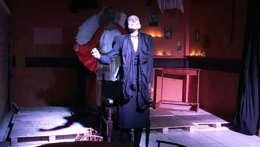 El Sueño del Ángel, obra de teatro en Zona 9 | Marzo 2020