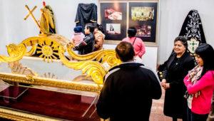 Exposición fotográfica acerca de la Semana Santa en Antigua Guatemala | Marzo - Abril 2020