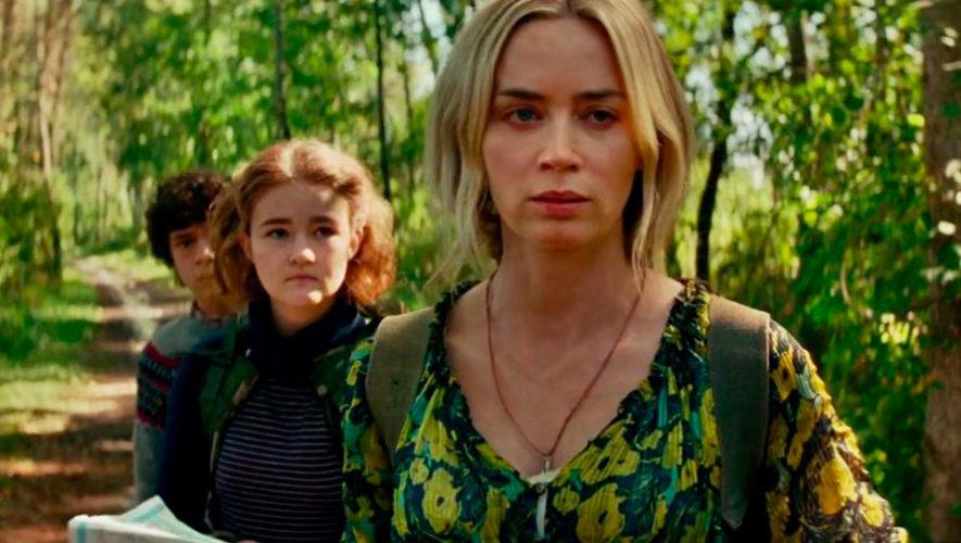 Fecha de estreno en Guatemala de la película Un lugar en silencio 2| Marzo 2020