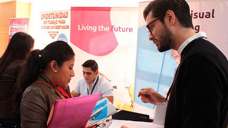 Feria de empleo en la Universidad Galileo | Marzo 2020