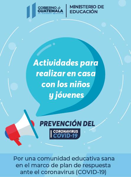 Guías para padres Coronavirus