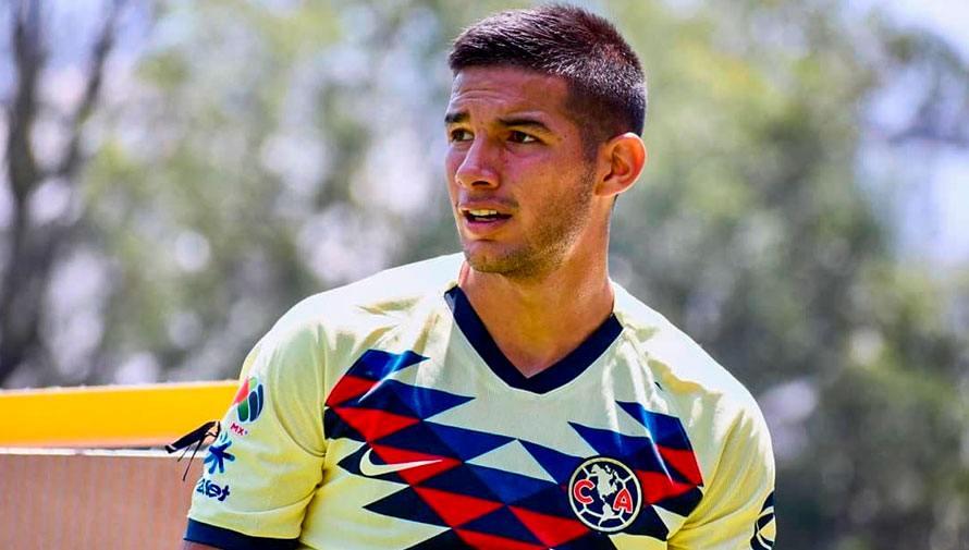 Jesús López, el jugador del América que podría ser convocado a la selección nacional