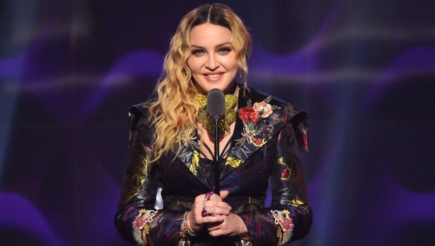 Madonna comparte un video de Guatemala en sus redes sociales