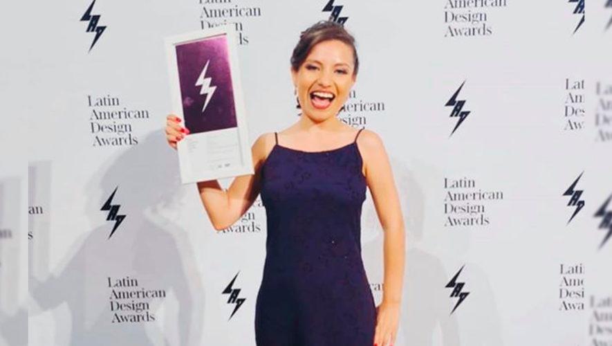 Nora Castillo ganó premio en Latin American Design Awards 2020 en Perú