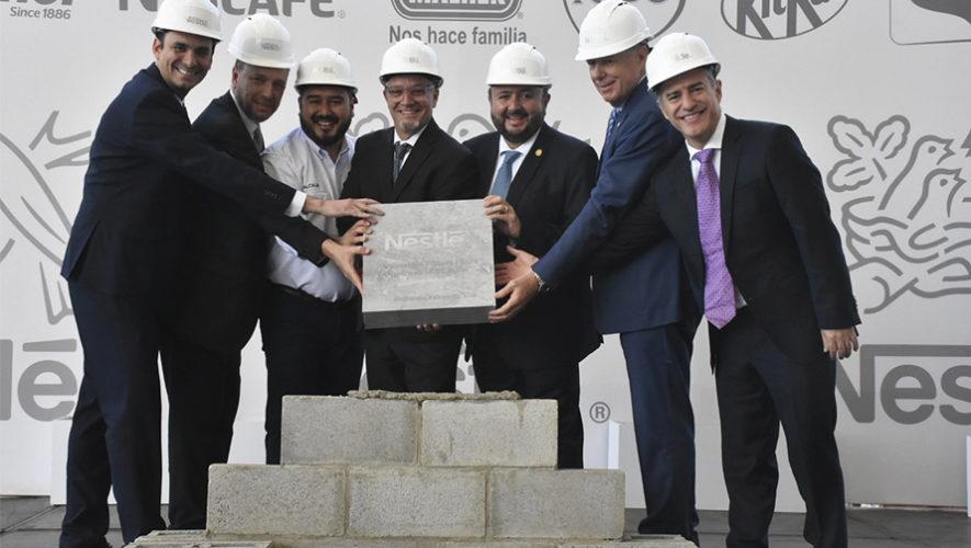 Nuevo centro de distribución de Nestlé se construirá en Guatemala