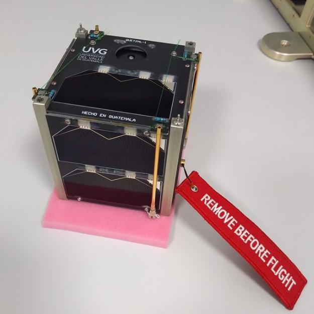 Quetzal 1 Transmisión en vivo del despegue del cohete que llevará el satélite guatemalteco
