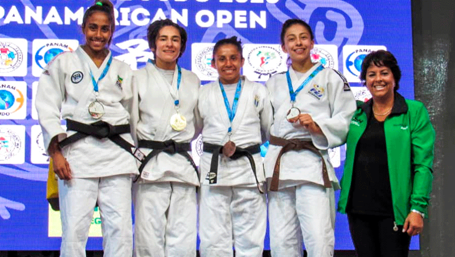 Rumbo a Tokio 2020: Jacqueline Solís ganó bronce en el Bariloche Panamerican Open