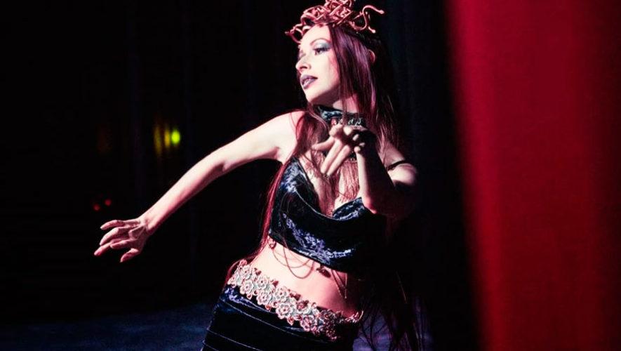 Show de belly dance en la Ciudad de Guatemala | Abril 2020