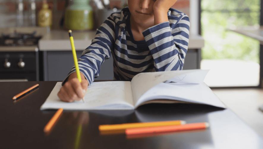 Todas las guías de estudio para alumnos y padres de familia