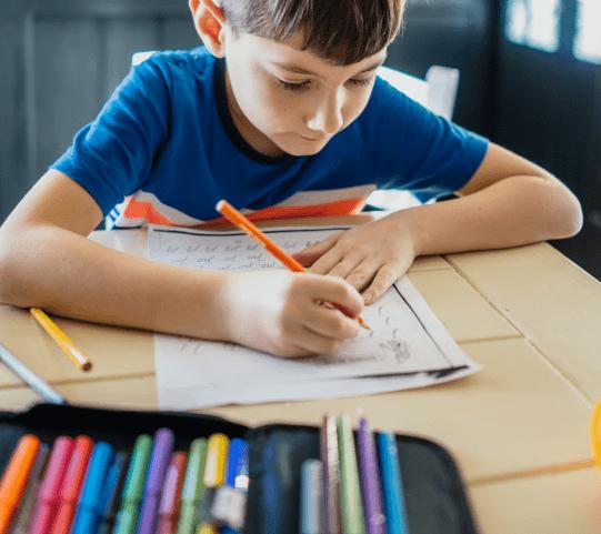 Todas las guías de estudio para alumnos y padres de familia COVID-19