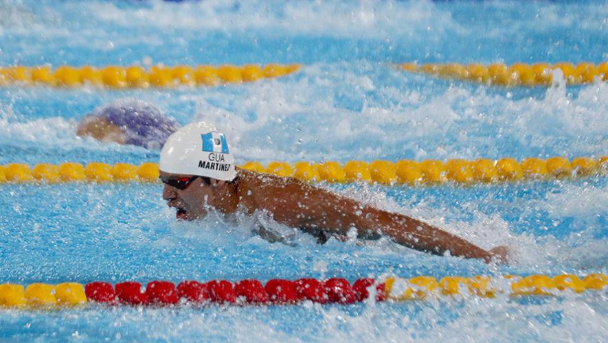 Tokio 2020: Luis Martínez llegó a la final del TYR Pro Swim Series Des Moines