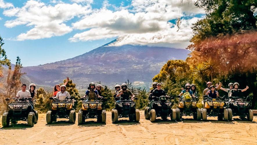Tour en cuatrimotos por Antigua Guatemala | Marzo 2020