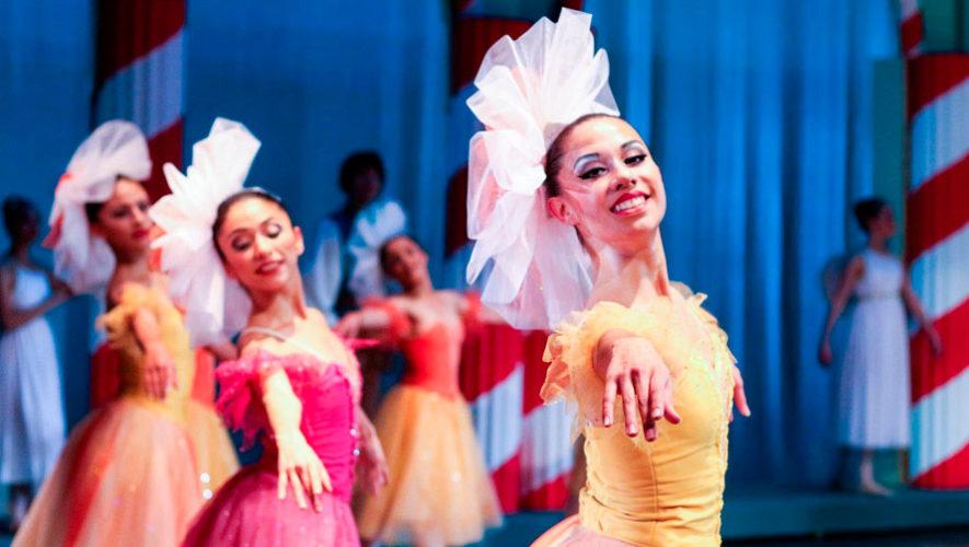 Transmisión en línea de El Cascanueces por el Ballet Nacional de Guatemala   Marzo 2020