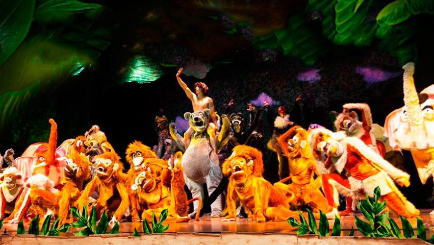 Transmisión en línea de El Libro de la Selva por el Ballet de Guatemala | Marzo 2020