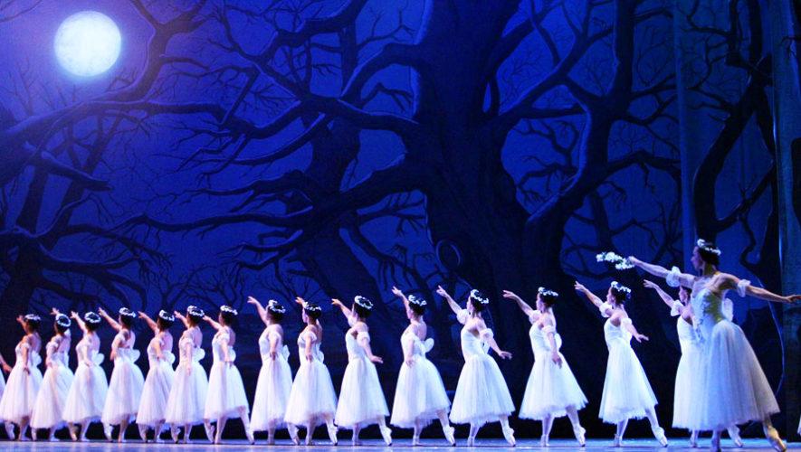 Transmisión en línea de Giselle por el Ballet Nacional de Guatemala | Marzo 2020