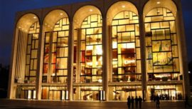 Transmisión gratuita de ópera del Metropolitan Opera de Nueva York