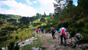 Trekking en la Sierra de Los Cuchumatanes en Huehuetenango | Abril 2020