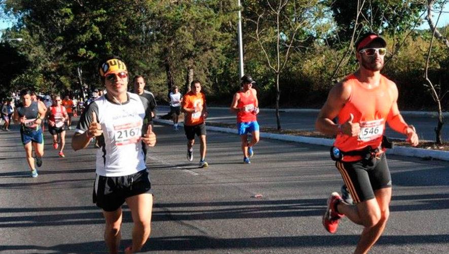 Urban Duatlón, competencia de ciclismo y carrera en la Ciudad de Guatemala | Marzo 2020
