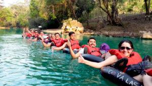 Viaje para hacer rafting en un río y visitar Semuc Champey   Marzo 2020