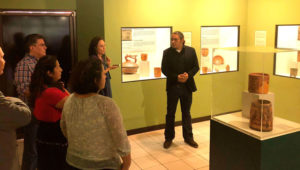 Visita nocturna al Museo Popol Vuh | Marzo 2020