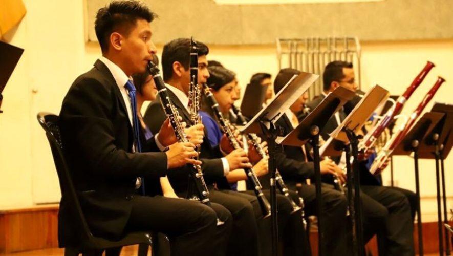 Concierto gratuito de guitarra y clarinete en el Conservatorio Nacional | Marzo 2020