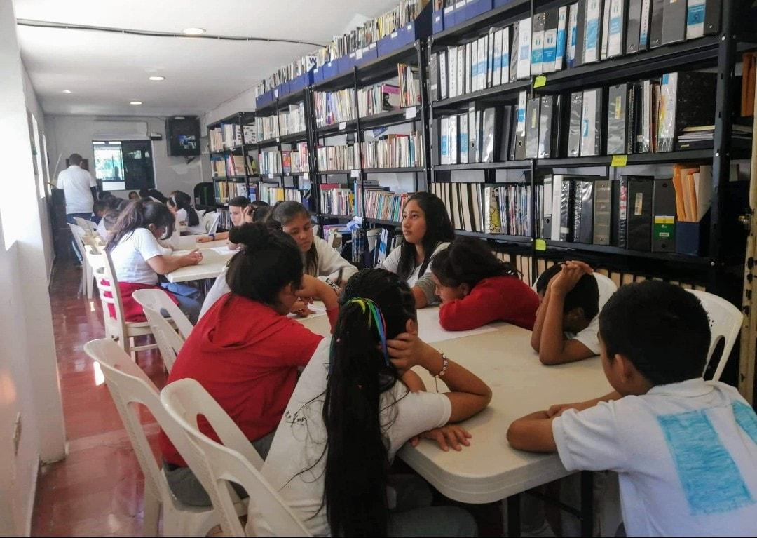 (Foto: La Biblioteca de María)