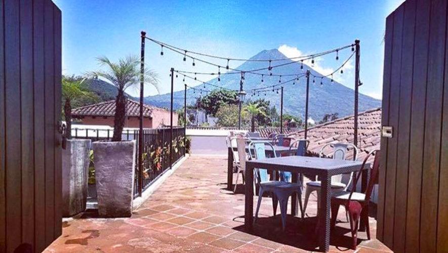 Restaurante 7 Caldos Antigua