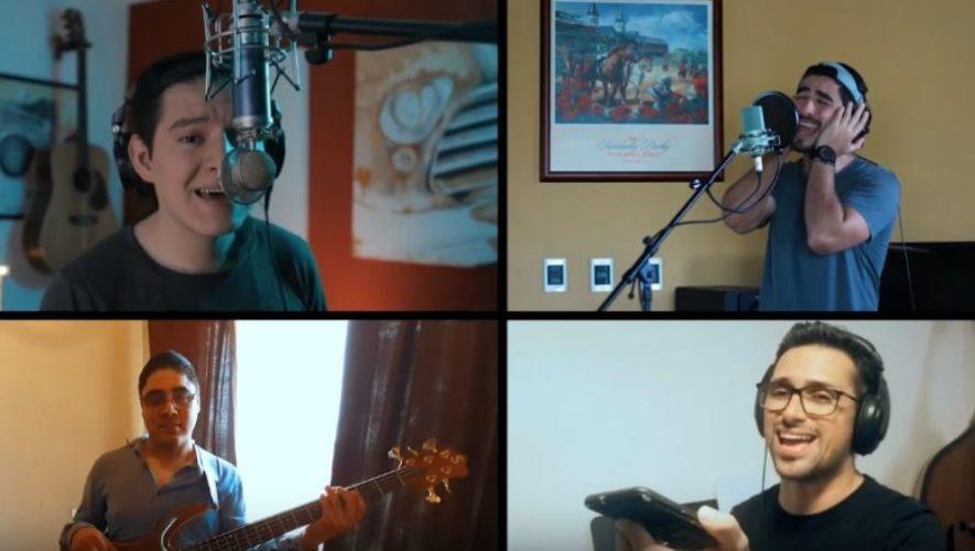 Artistas crean canción para animar a los guatemaltecos durante COVID-19