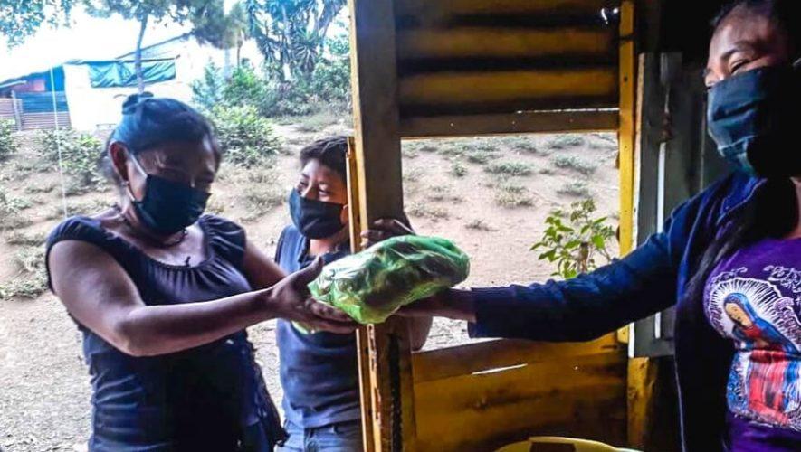 Buscan donaciones para personas de escasos recursos ante la emergencia del COVID-19 (3)