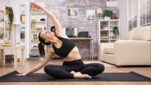 Clases gratuitas de yoga para hacer en casa | Abril 2020